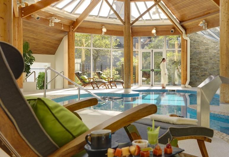 謝恩瀑布小屋旅館, 肯美爾, 室內泳池