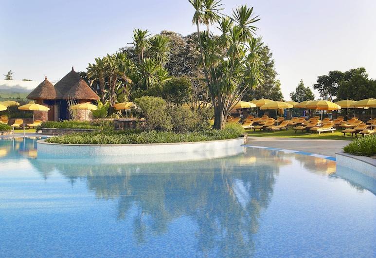 شيراتون أديس، أحد فنادق لوكشري كولكشن، أديس أبابا, أديس أبابا, حمام سباحة