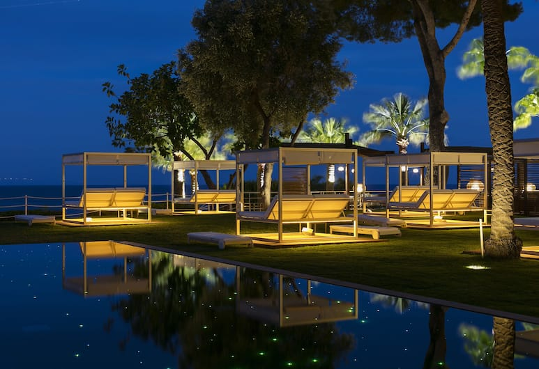 Gran Melia de Mar - The Leading Hotels of the World - Adults Only, Calvia, Basen odkryty