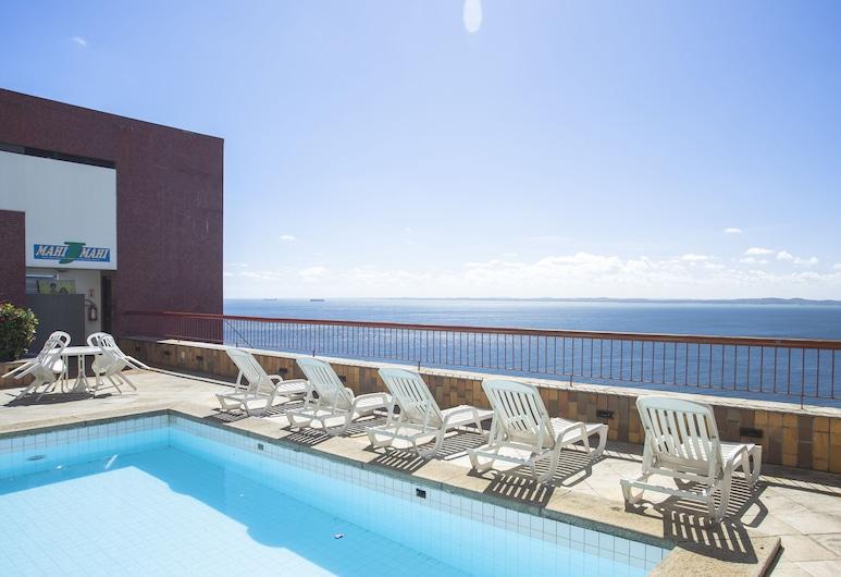 太陽維多利亞碼頭飯店, 薩爾瓦多, 游泳池