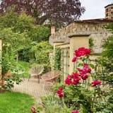 Studio - Blick auf den Garten