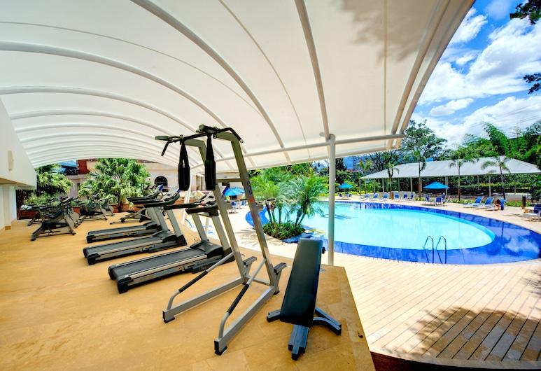 丹恩卡爾頓麥德林酒店, 麥德林, 健身設施