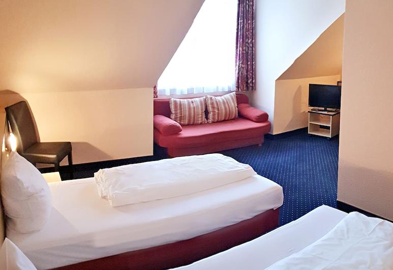 霍耶斯韦达城市酒店, 霍耶斯违达, 舒适双人房, 客房