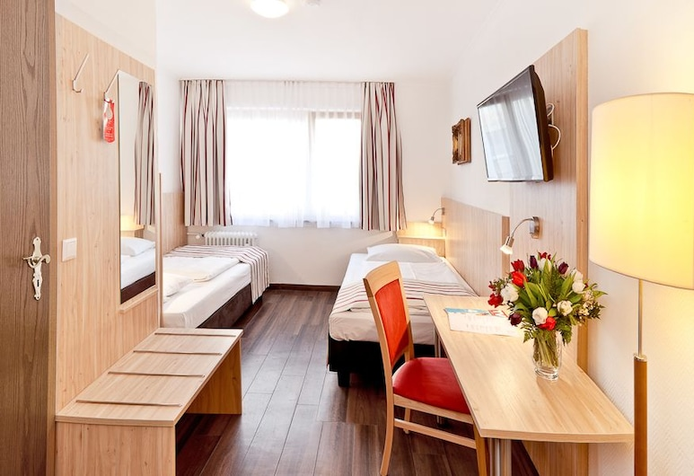 Hotel Hansa, Stuttgart, Habitación doble, Habitación