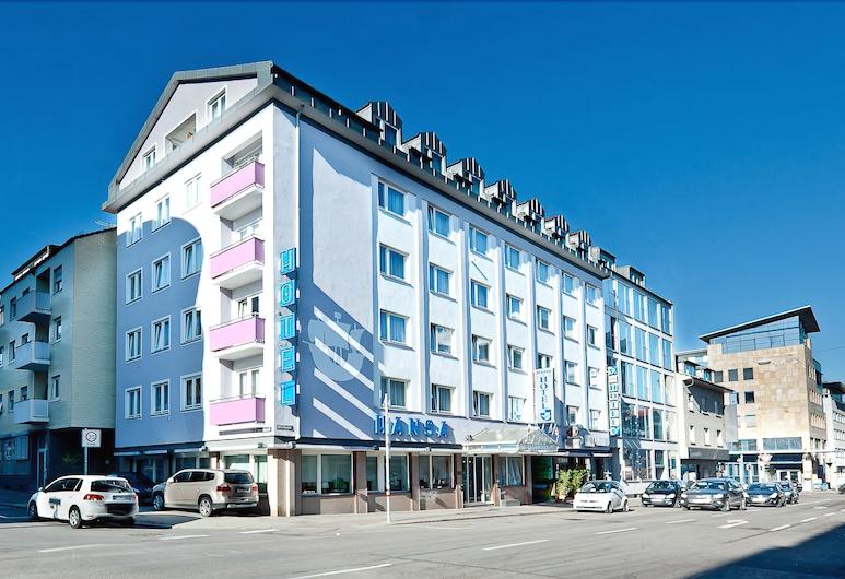 Hotel Hansa, Штутгарт