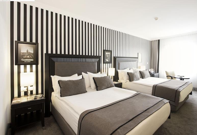 Avantgarde Hotel Taksim, Istanbul, Deluxe Triple Room , Guest Room