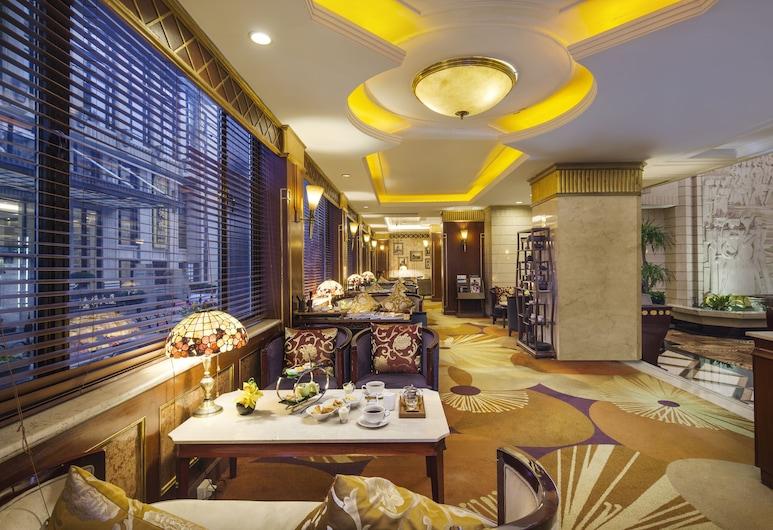 Jin Jiang Park Hotel, Shanghai, Hotel Bar