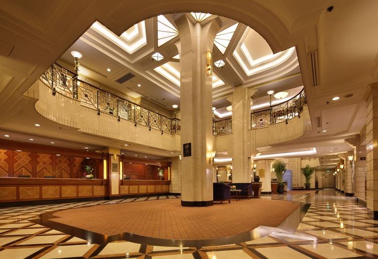 Jin Jiang Park Hotel, Shanghai, Lobby