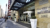 Book this In-room accessibility Hotel in Zaragoza