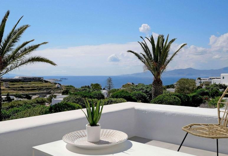 Andronikos Hotel - Adults Only, Mykonos, Superior-rum - havsutsikt, Gästrum