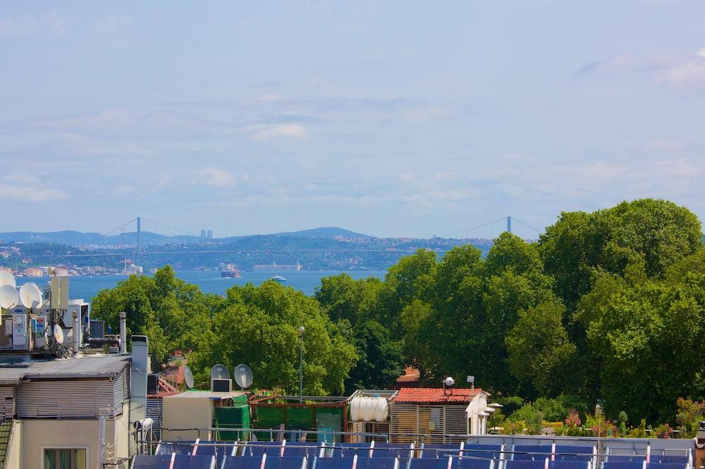 Terraza en el tejado