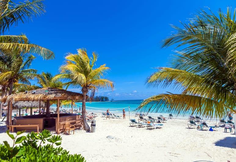 Island Seas Resort, Freeport, Pantai