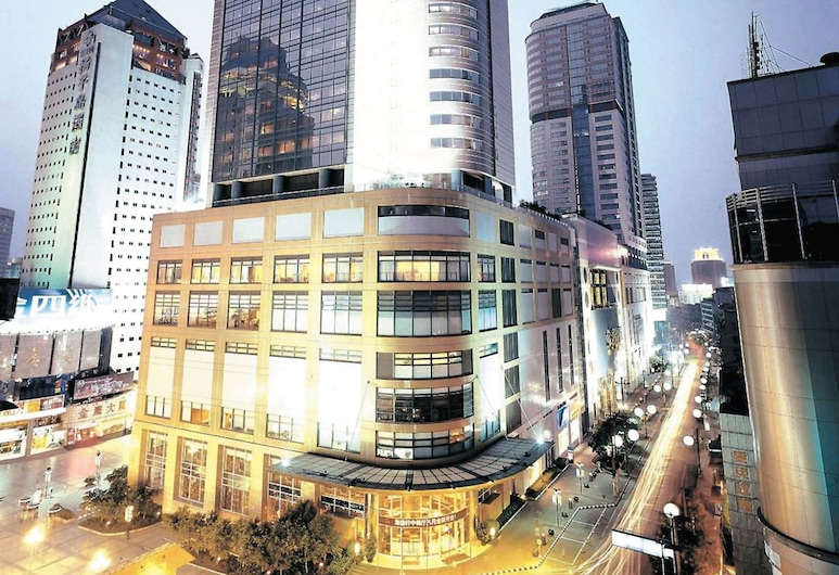 Hyatt Regency Liberation Square Chongqing, Chongqing, Bairro em que se situa o estabelecimento