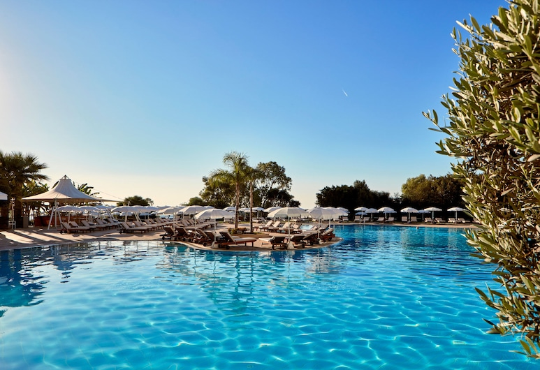 Grecian Park Hotel, Protaras, Alberca al aire libre