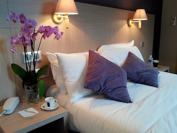 Nuotrauka: Quality Hotel Christina Lourdes, Lurdas