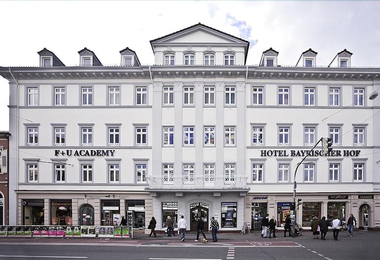 Hotel Bayrischer Hof, Heidelberg, Välisilme