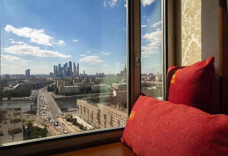 Golden Ring Hotel, Moskva, Juniorsvit, Utsikt från gästrum