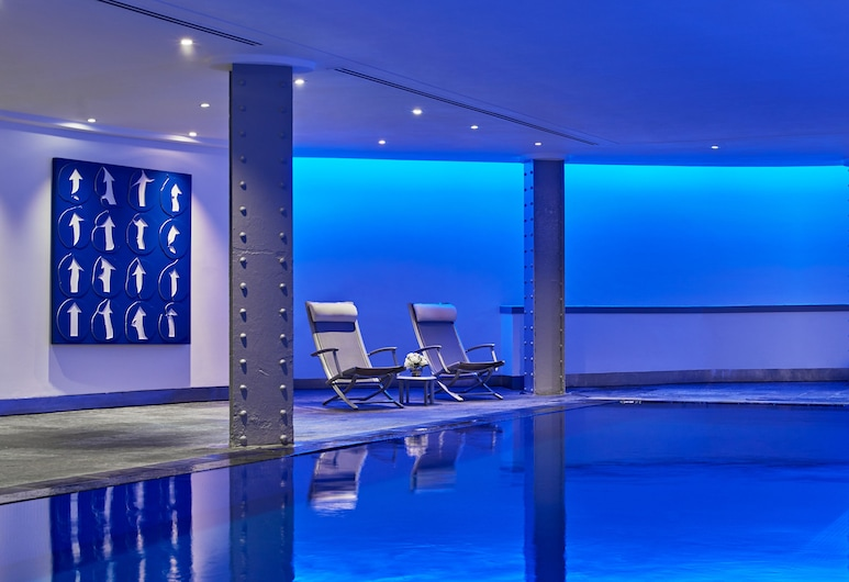 One Aldwych, London, Indoor Pool