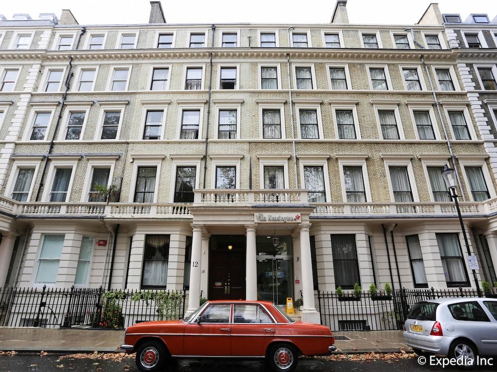 book the villa kensington in london. Black Bedroom Furniture Sets. Home Design Ideas
