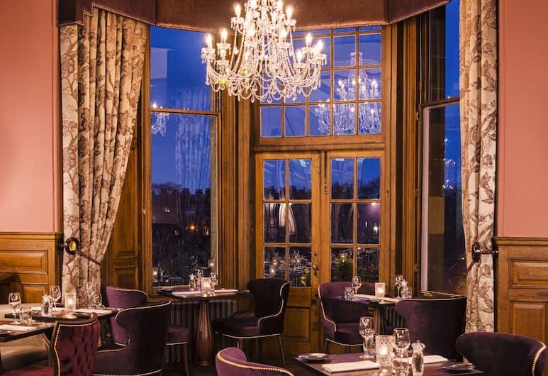 The Bonham Hotel, Edinburgh, Aamiaishuone