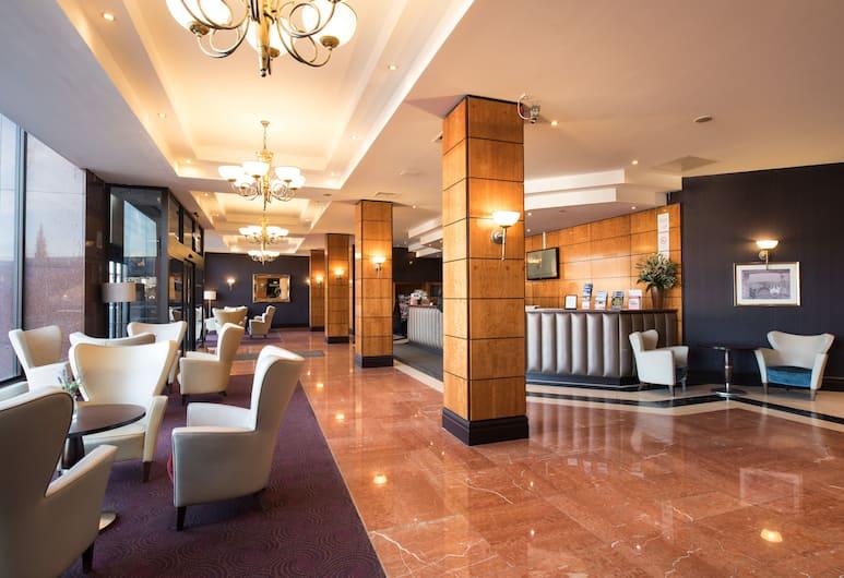 茱莉斯愛丁堡旅館, 愛丁堡, 大廳