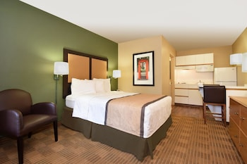 A(z) Extended Stay America - Raleigh - North - Wake Forest Rd. hotel fényképe itt: Raleigh