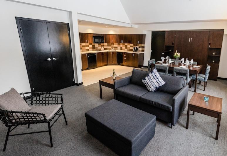 艾娃惠斯勒酒店, 惠斯勒, 套房, 2 間臥室, 客房