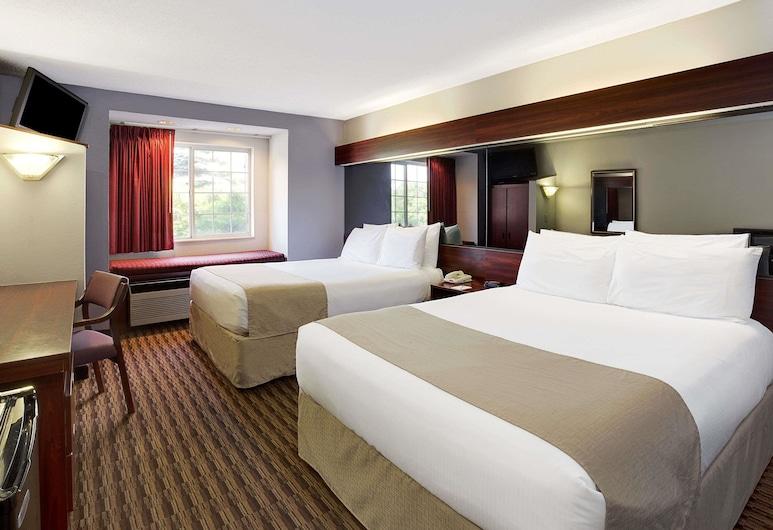 ميكروتيل إن باي ويندام مورفريزبورو, مورفريسبورو, غرفة عادية - سريران كبيران, غرفة نزلاء