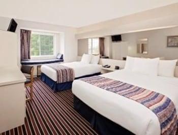 Introduce las fechas para ver los descuentos de hoteles en Madison
