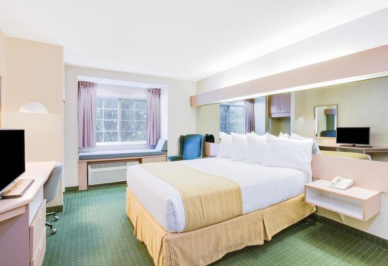ไมโครเทลอินน์ บายวินด์แฮม กรีนส์โบโร, กรีนส์โบโร, ห้องพัก, เตียงควีนไซส์ 1 เตียง, ปลอดบุหรี่, ห้องพัก