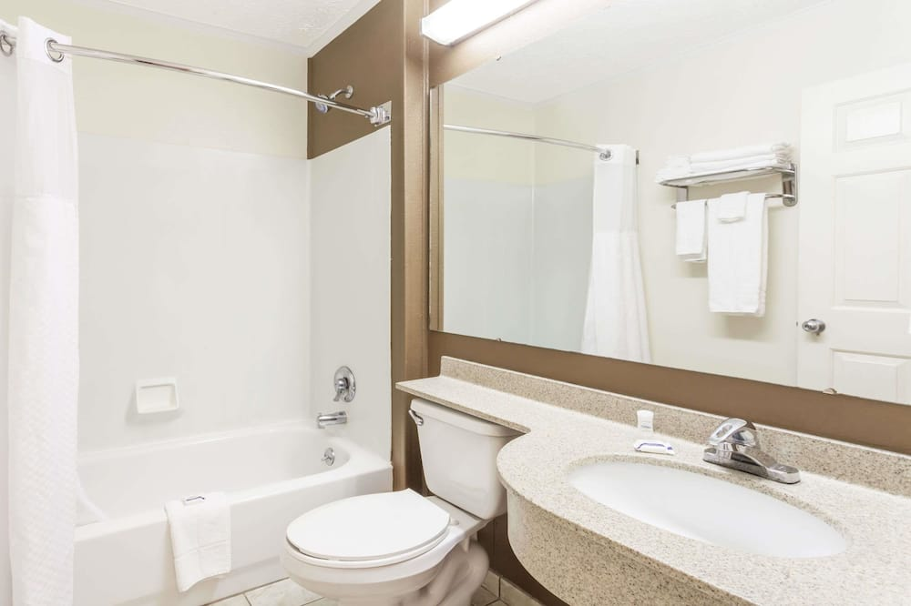 Phòng Tiêu chuẩn, 1 giường cỡ queen - Phòng tắm
