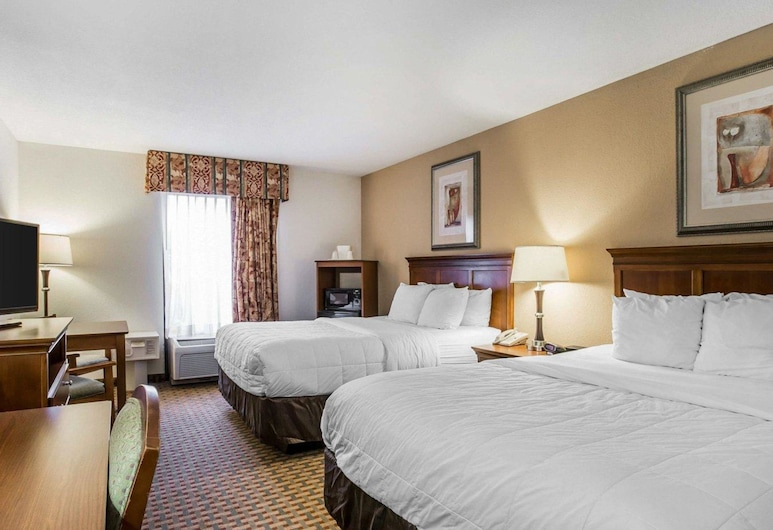 Quality Inn & Suites, Dawsonville, Standard Room, 2 Queen Beds, Non Smoking, Guest Room