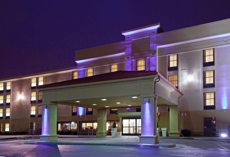 Holiday Inn Express Indianapolis South, Indianapolis, Ulkopuoli