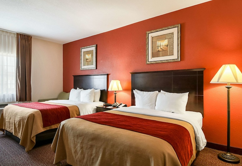 Quality Inn Kingsville Hwy 77, קינגסוויל, חדר אורחים