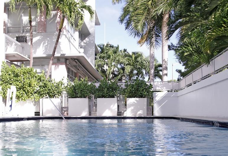 Crest Hotel Suites, Miami Beach, Pool
