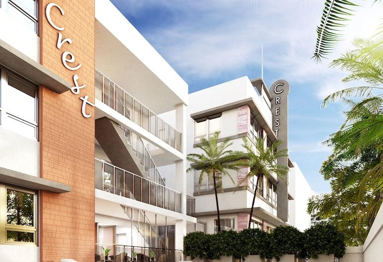 克雷斯特套房飯店, 邁阿密海灘