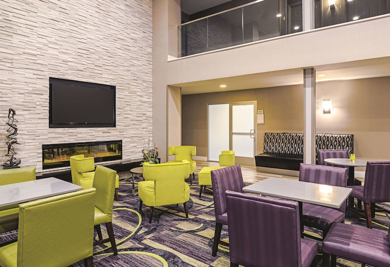 La Quinta Inn & Suites by Wyndham Denver Airport DIA, Denver, Vestíbulo