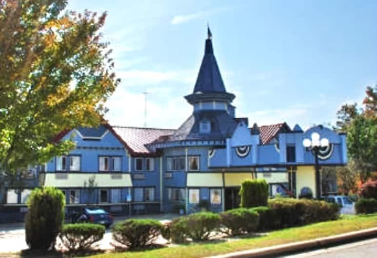 Victorian Palace, Branson, Hotelfassade