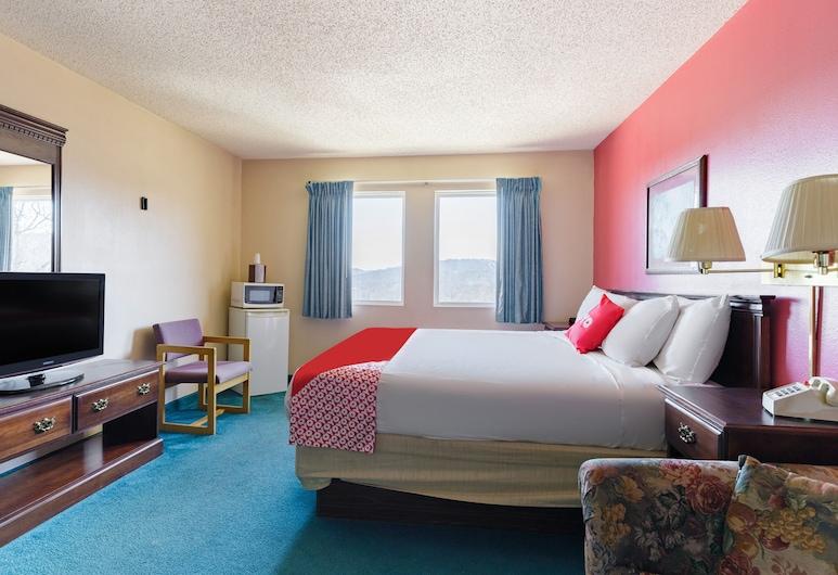 OYO Hotel Branson Victorian Palace, Branson, Oda, 1 En Büyük (King) Boy Yatak ve Çekyat, Oda