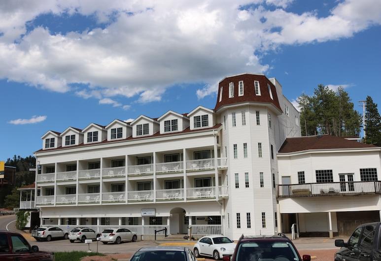 Roosevelt Inn Mount Rushmore, Keystone, Hotel Front
