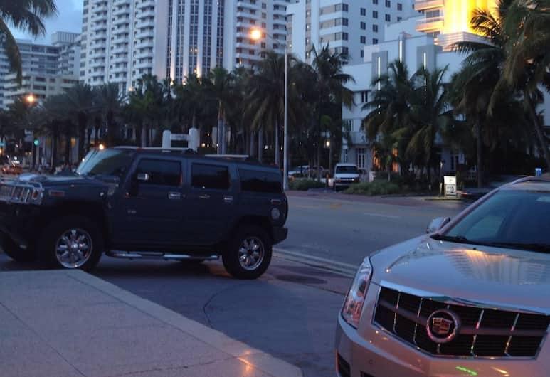Parisian Hotel South Beach, Miami Beach, Výhľad z hotela