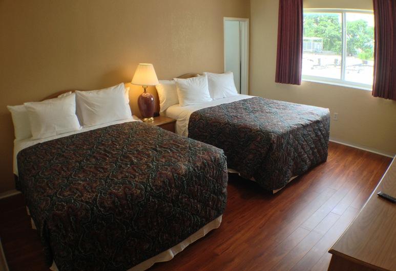 Parisian Hotel South Beach, Miami Beach, Deluxe szoba, Vendégszoba