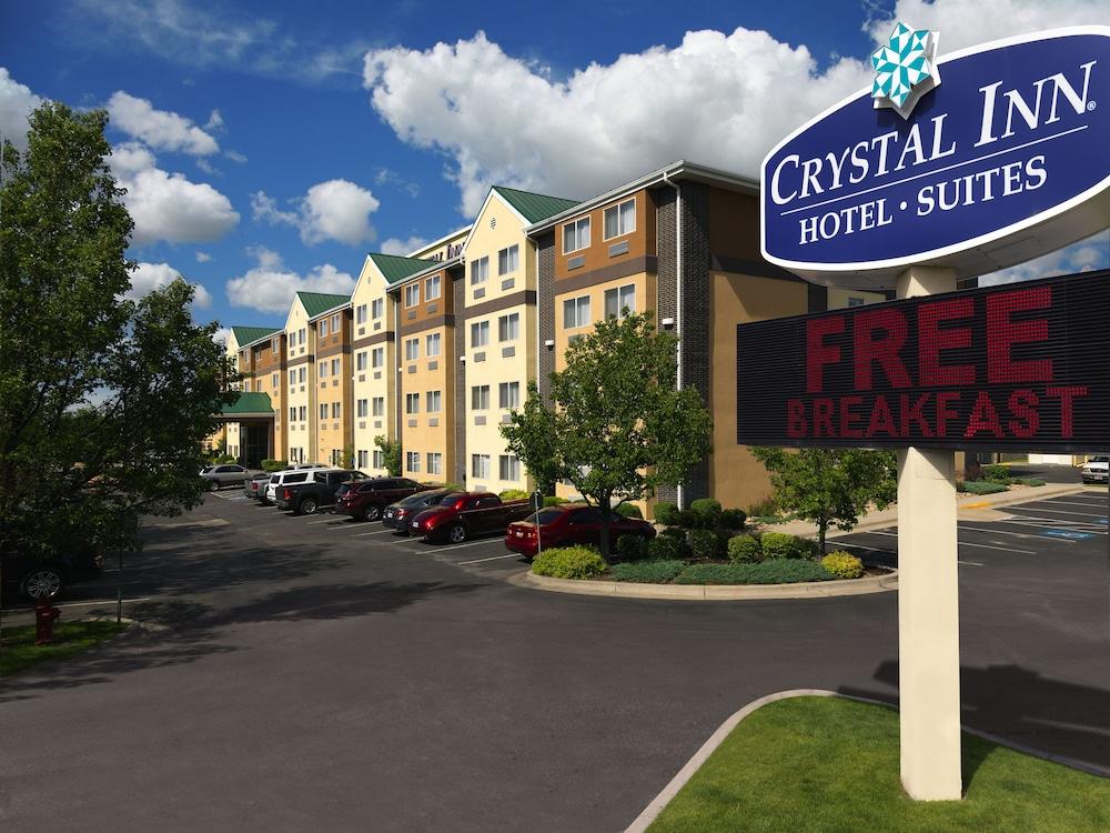 Crystal Inn Hotel & Suites Midvalley, Murray