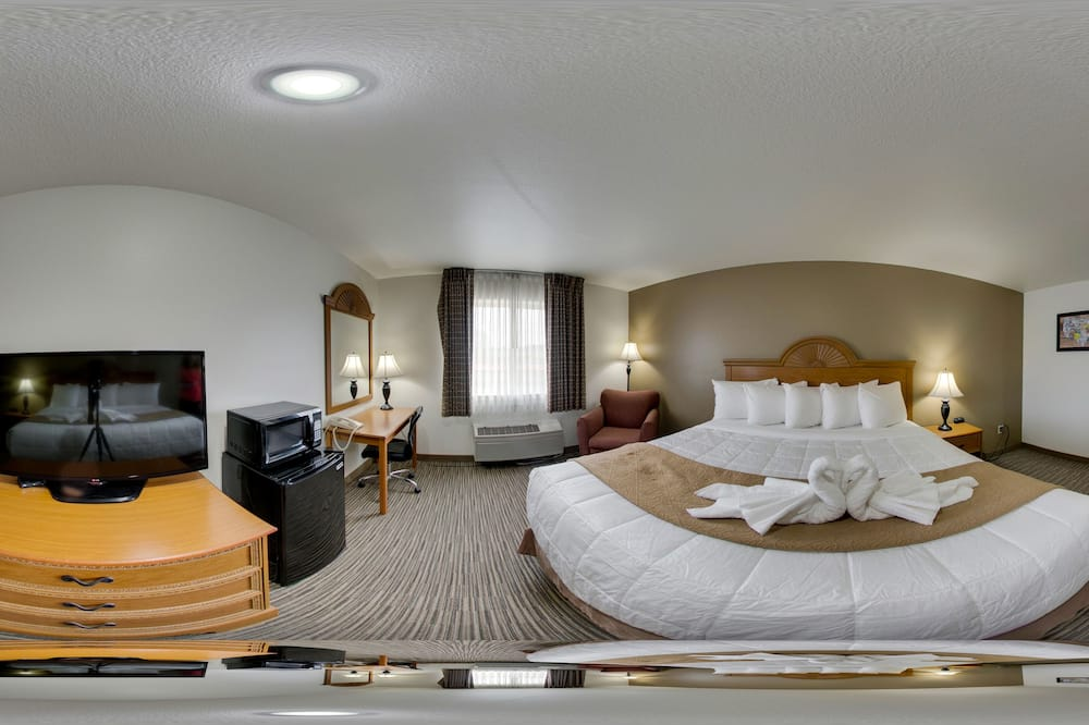 Standard Room, 1 King Bed, Non Smoking - Guest Room