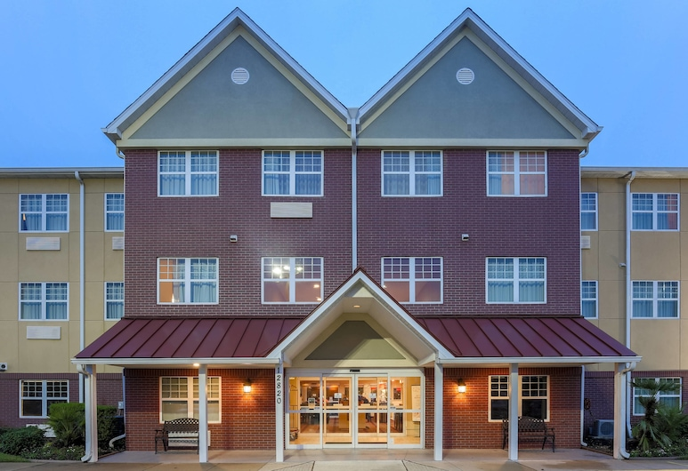 TownePlace Suites Houston Brookhollow, יוסטון, אזור חיצוני