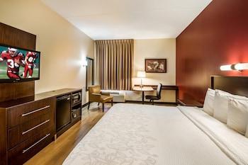 A(z) Red Roof Inn PLUS+ Raleigh NCSU - Convention Center hotel fényképe itt: Raleigh