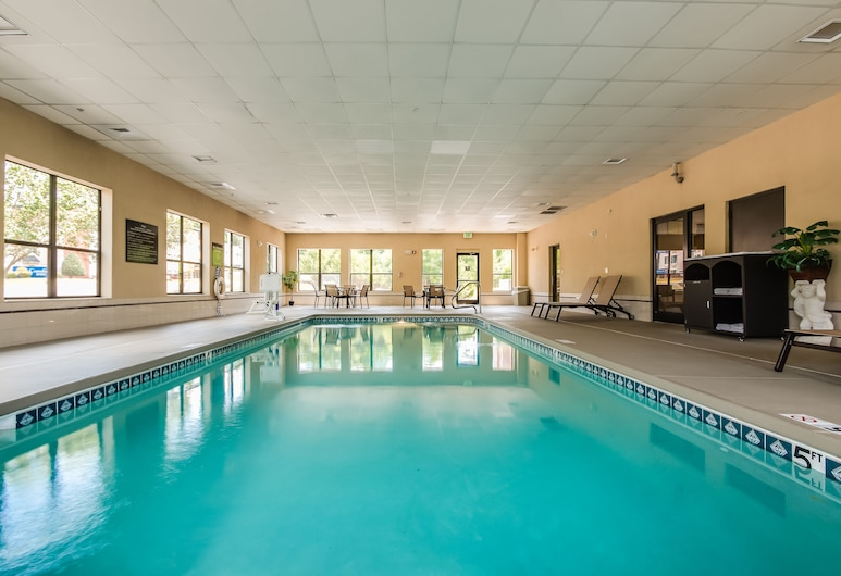 Hampton Inn Dickson, Dickson, Indoor Pool
