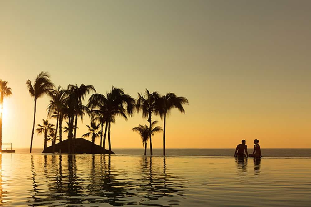 Apartmán typu Junior, výhľad na oceán (Couple massage included) - Pláž