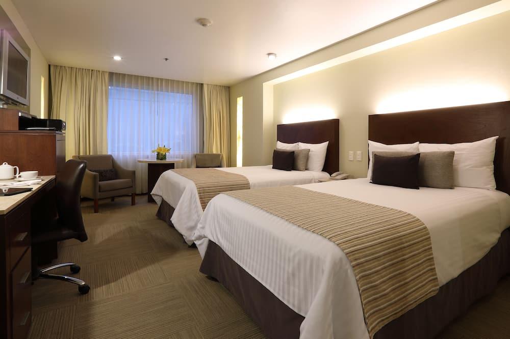 Habitación estándar, 2 camas dobles - Imagen destacada