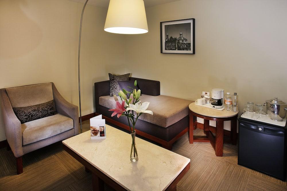 Habitación junior - Sala de estar